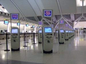 Airline Product Mangers See Kiosks As Their Ticket To Success<p>(c) 2007</p>